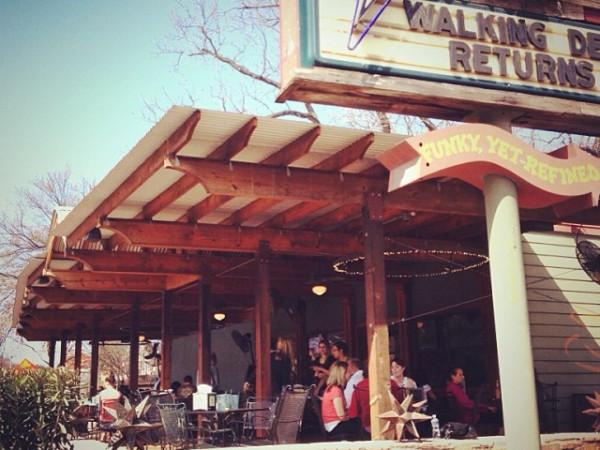 Austin Java Barton Springs