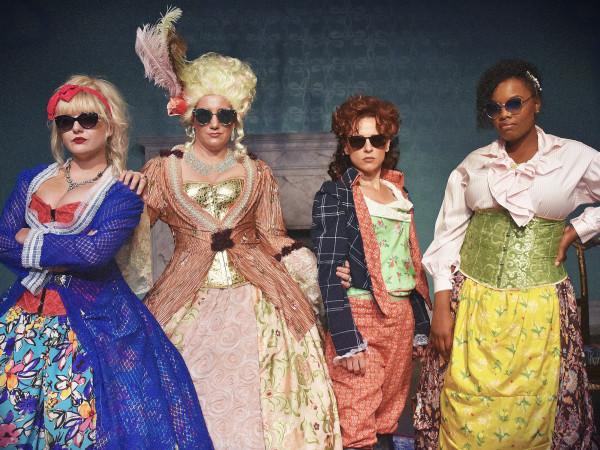 Imprint Theatreworks presents The Revolutionists