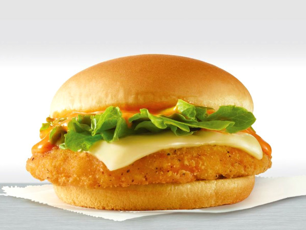 Drive-Thru Gourmet - Wendy's Buffalo Ranch Chicken Sandwich