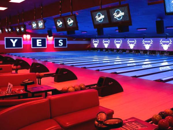 Bowlero bowling