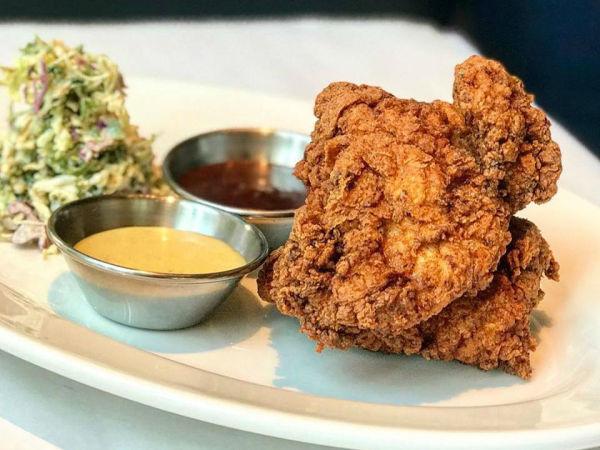 Doc B's Fresh Kitchen fried chicken