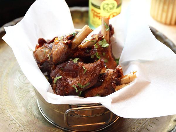 Merchant House duck wings