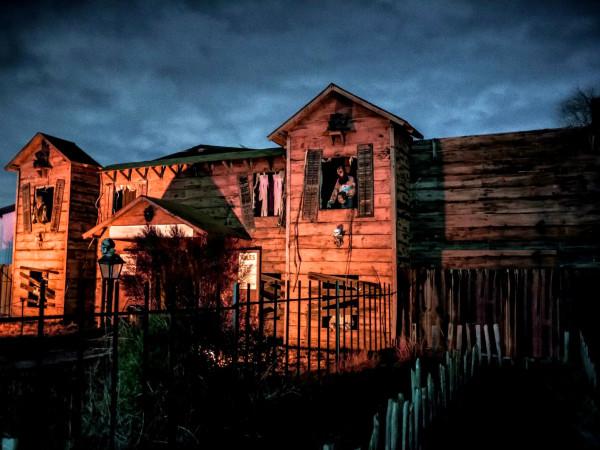 ScreamWorld house exterior