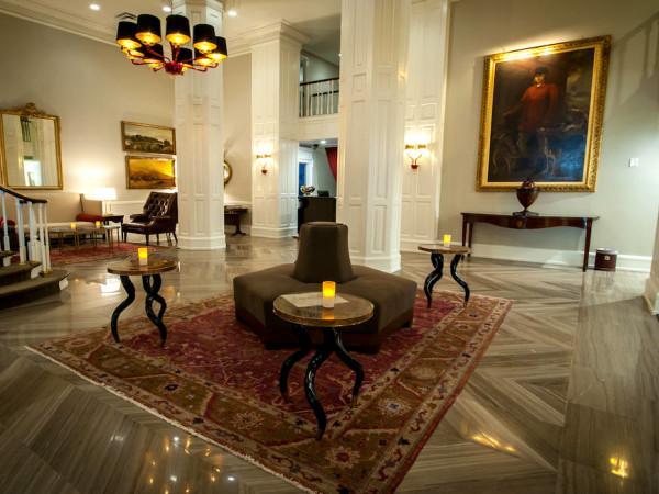 The Lancaster Hotel interior main