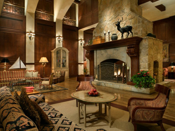 The Houstonian Hotel Great Room