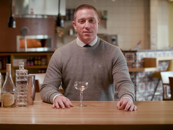 Piattello Italian Kitchen bartender Kellen Hamrah