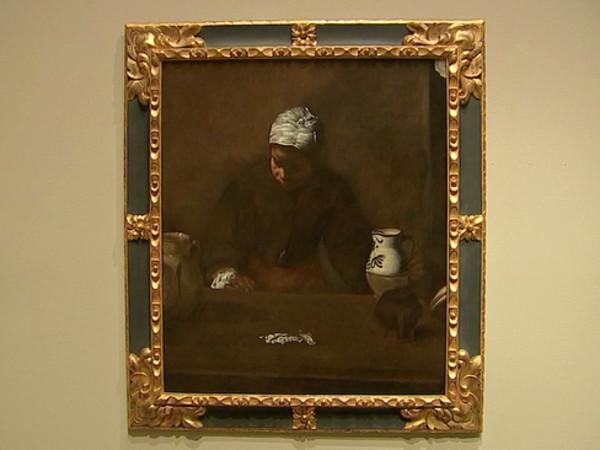 Museum of Fine Arts MFAH Diego Velázquez painting