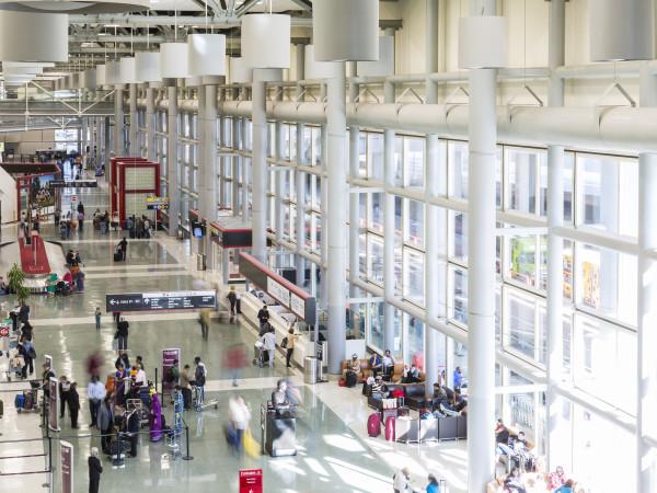 George Bush Intercontinental Terminal IAH