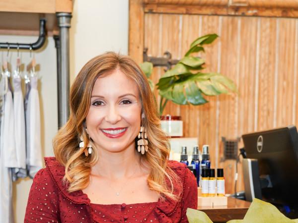 Blogger Anna Cobbs