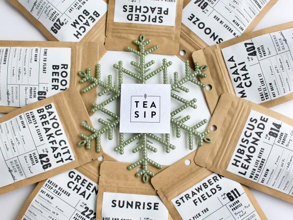 Tea Sip packets