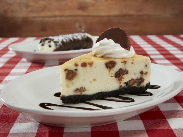 Grimaldi cheesecake