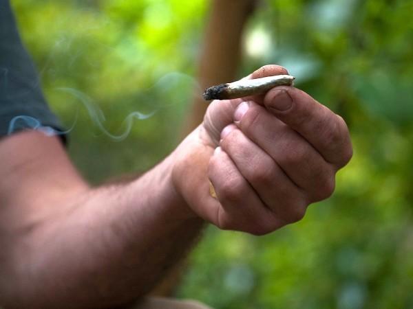 marijuana joint pot