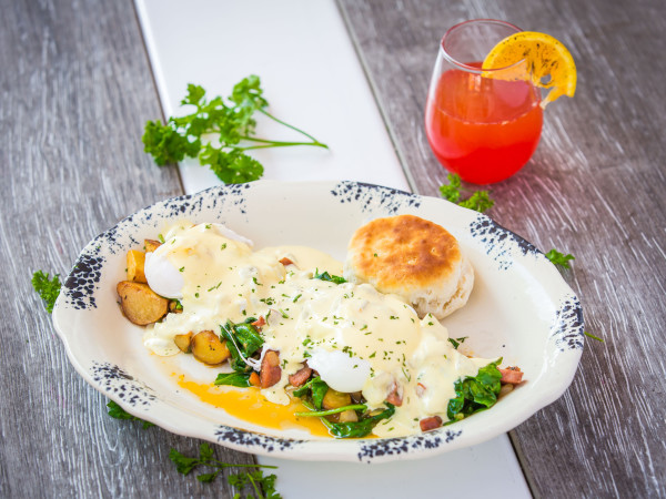 Nola Benedict, brunch, Tricky Fish