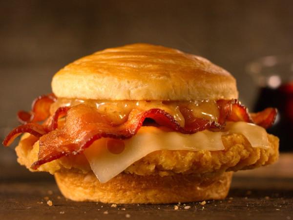 Drive-Thru Gourmet - Wendy's Maple Bacon Chicken Sandwich