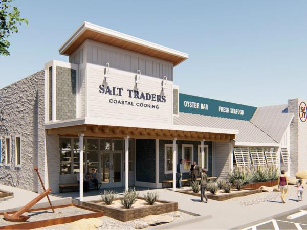 Salt Traders Zilker Austin