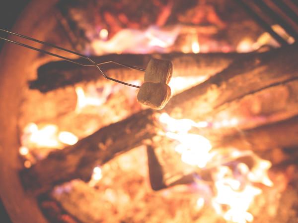 Family Campfire Night
