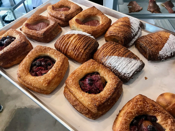 Mastrantos breakfast pastries