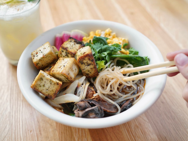 True Food Kitchen dashi bowl