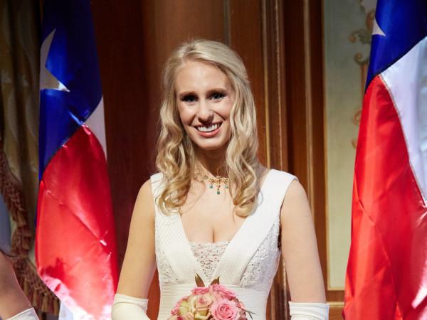 2018 International Debutante Ball Houstonian Catherine Coselli