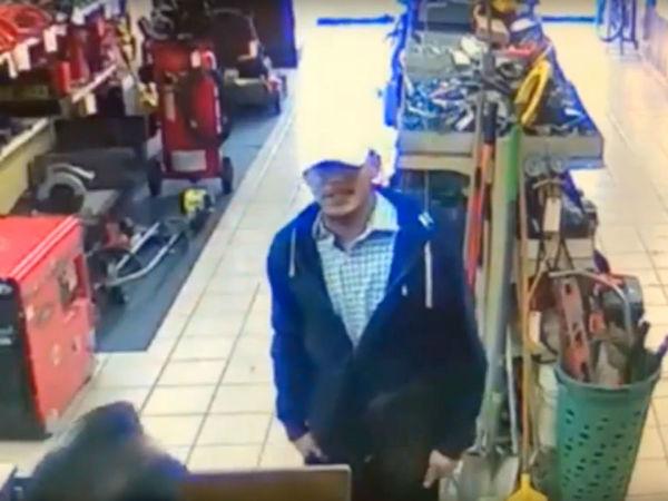 Jefferson Blvd ring thief