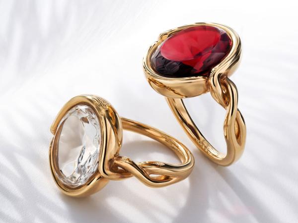 Baccarat rings