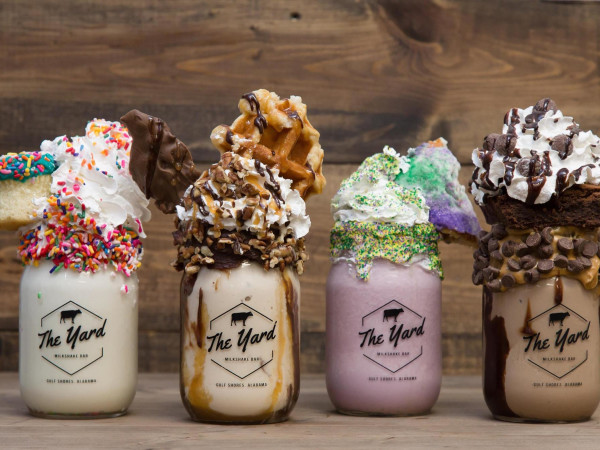 The Yard Milkshake Bar