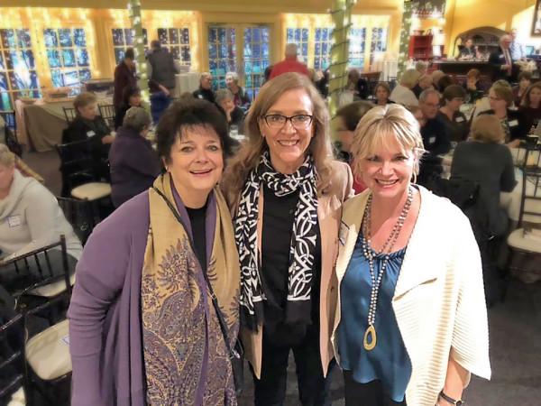 Sharon Watkins, Sarah Bird, Cari Clark
