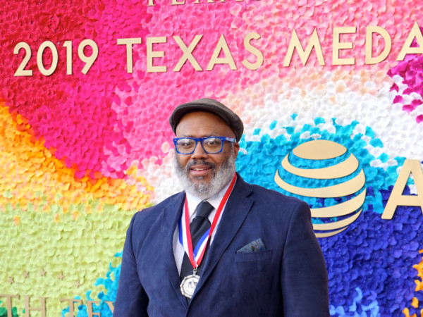 2019 Texas Medal of Art Awards Trenton Doyle Hancock