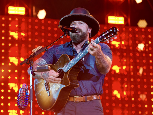 Zac Brown Band RodeoHouston 2019