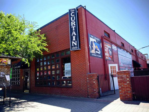 Curtain Club in Dallas
