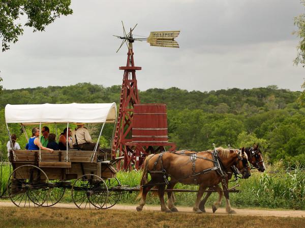 Jourdan-Bachman Pioneer Farms Austin