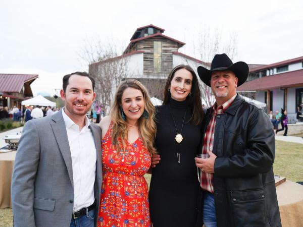 MattFoust, Katie Foust, Tara Warren, Robert Warren