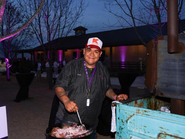 Chef Kevin Martinez