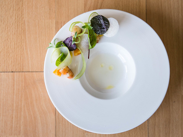 Mixtli San Antonio dish
