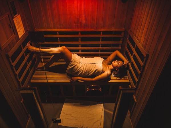 Perspire Sauna Sweat spa