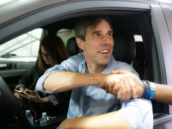 Running with Beto documentary