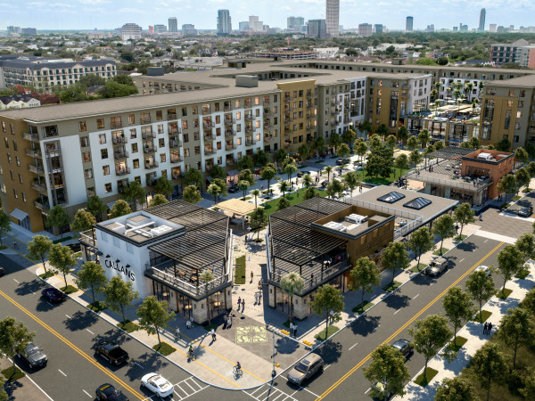 Regent Square Houston