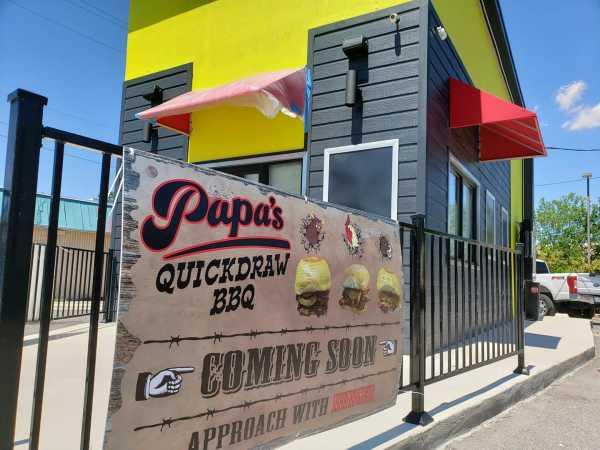 Papa's Quickdraw BBQ San Antonio