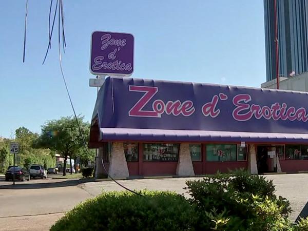 Zone d'Erotica