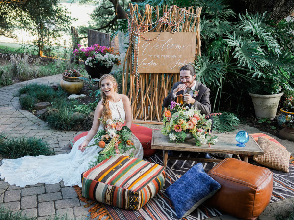 Party at the Moontower event rentals