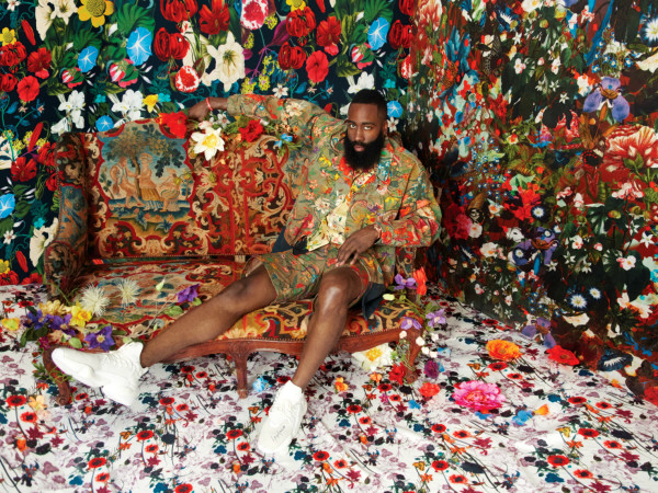 Icons of Style MFAH Houston James Harden