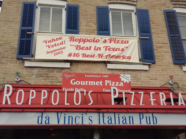 Roppolo's Pizzeria Sixth Street