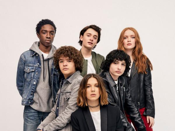 Stranger Things cast 2019 Season 3