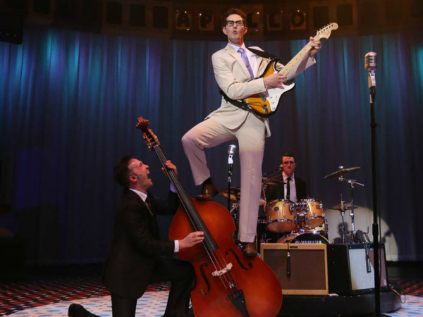 Casa Mañana Theatre presents Buddy: The Buddy Holly Story