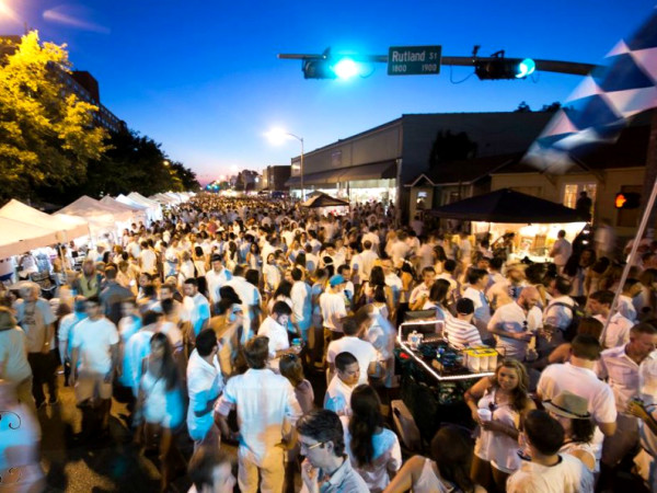 White Linen Night Houston