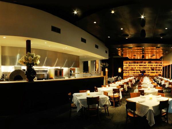 Ibiza restaurant, interior, Houston