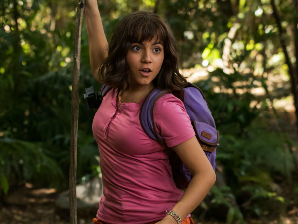 Isabela Moner in Dora and the Lost City of Gold