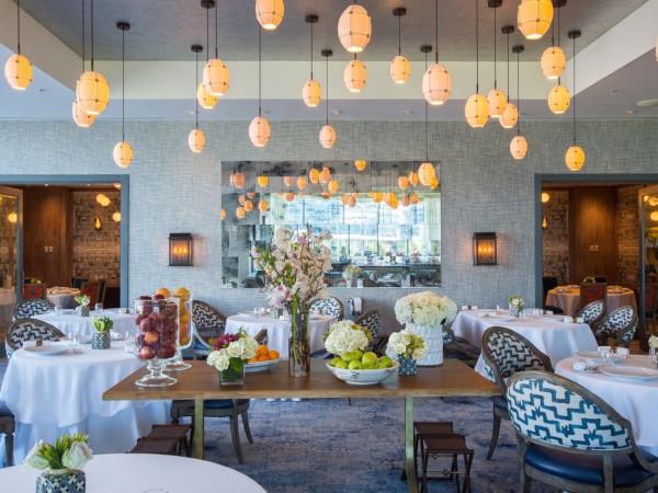 La Table chateau dining room