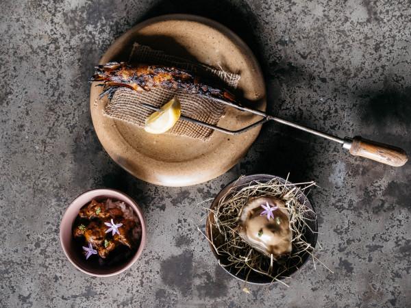 Restaurant Indigo food picture