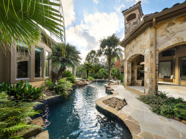 You can win this Texas house in HGTV's latest smart-home